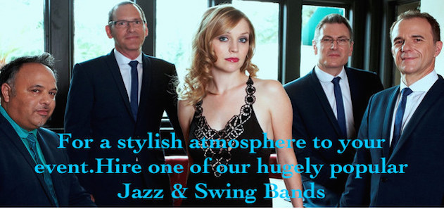 Jazz & Swing Bands