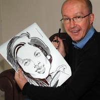 Pauli's Caricatures