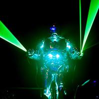 T8 Robotics & Laser Show