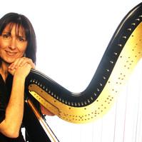 Cheshire Harpist