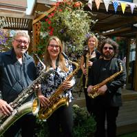 Viva Saxophone Quartet