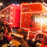GSI touring the UK again this year with Coca-Cola 'Holidays are coming'