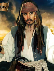 jack sparrow/johnny depp