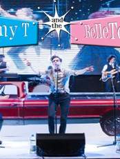 Tommy T and the BelleTones