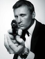 James Bond Lookalike