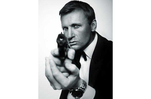 James Bond Lookalike