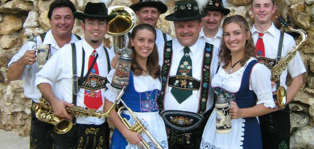 Hire German Music Performers / Artists | Charm Music - Wedding