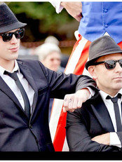 The Unidentified Blues Brothers