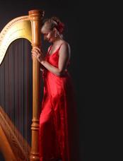 Magdalena Harpist