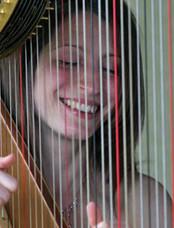 Claire Harpist