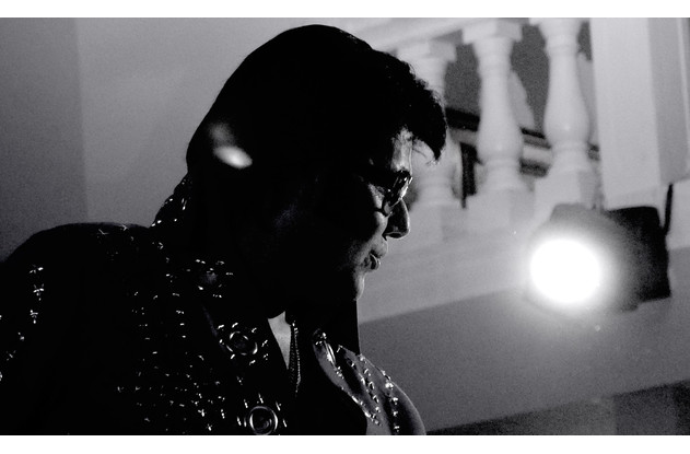 Elvis Tribute Gary Graceland